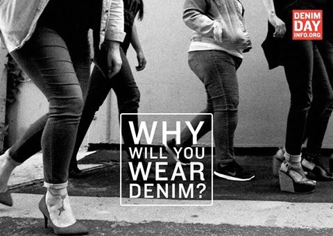 Why will you wear denim?