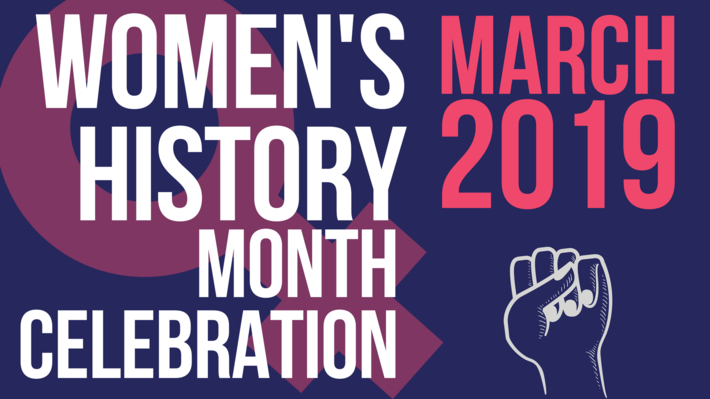 Image result for women's history month 2019
