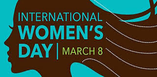 International Women's Day is March 8th